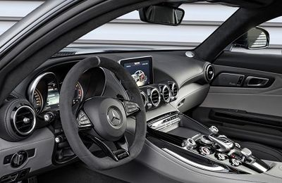 2017 Mercedes-AMG GTC Coupé Edition 50