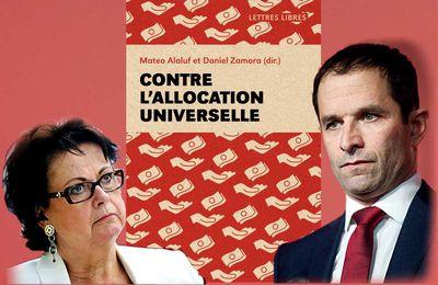 Contre L'allocation universelle : de Christine Boutin à Benoît Hamon...suite