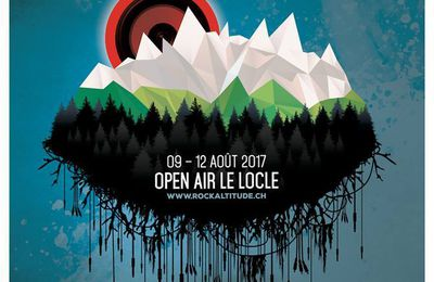 Rock Altitude - Le Locle, août 2017