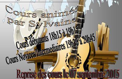 Reprise des Cours de Country à MJC de Ma Campagne (lundi)  - 7/09/2015