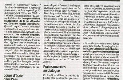 Le projet de loi portant nouvelle organisation territoriale de la République, dite « NOTRe »