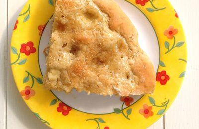 Recette de la tarte au sucre picarde [sans gluten]