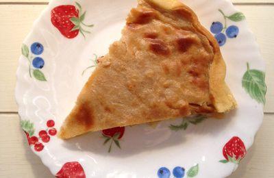 Recette picarde : tarte à l'badrée