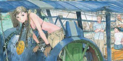Lecture : Manga BD L'île errante de Kenji Tsuruta tome 1