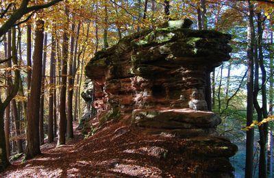 Le sentier des roches de Dahn