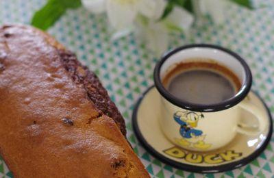 Marbré croustillant vanille-chocolat