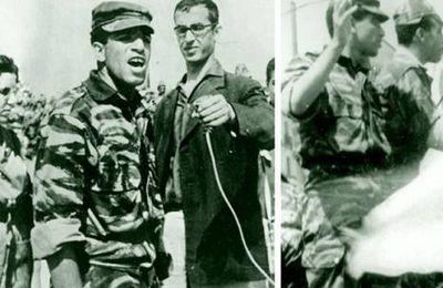 Vérités sur les cérémonies du 5 Juillet 62 Alger-Sidi Ferruch