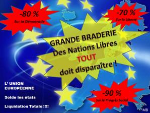 Dénoncer la politique du PS et de François Hollande, sans mettre en cause l'Union européenne ? par Jean LEVY