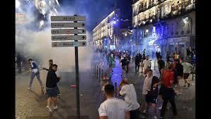 """La chronique sportive de Jean LEVY : """"Après les violences  urbaines à Marseille et à Lille ...Les futurs rencontres de l'Euro interdites par Valls et Hollande ?"""""""