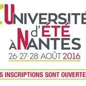 À l'abordage ! Appel de Nantes contre l'université d'été du Parti Socialiste, du 26 au 28 août 2016