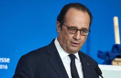 Pour 2017...François Hollande se fait-il des cheveux ? D'où son coiffeur personnel ...