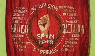 Octobre 36 : les Brigades internationales s'engagent pour défendre la République espagnole