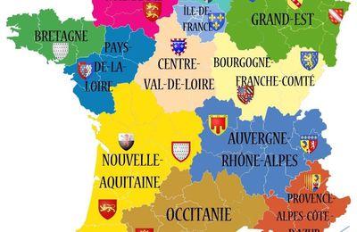 Ils veulent DISLOQUER la France ! La RÉFORME TERRITORIALE imposée par Hollande: une catastrophe économique pour de nombreux territoires