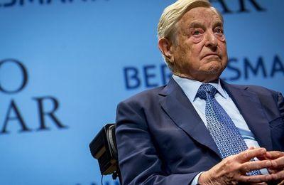 Soros veut destintuer Trump, et annuler le Brexit