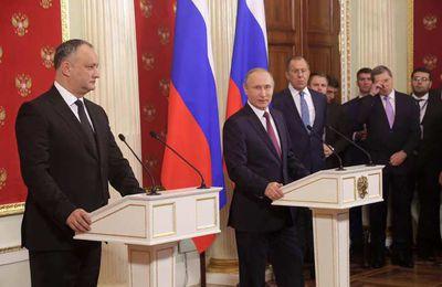 [Vidéo] Vladimir Poutine commente les attaques contre Donald Trump