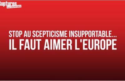 Quand les partisans de l'Union Européenne tentent de RAISONNER les Français... VIDEO