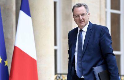 """Révélations du """"Canard enchaîné"""" sur Richard Ferrand  : contrairement à l'affaire Fillon,  le parquet national financier ne compte pas ouvrir d'enquête"""