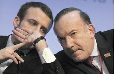 """Loi Travail : Bruxelles et le Médef espèrent des """"mesures fortes de la France""""...Macron, qui compte bien s'y employer, a convoqué les dirigeants syndicaux pour leur confirmer. Pourquoi diable ceux-ci ont-ils répondu présent ? par Jean LEVY"""