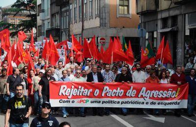 Le Portugal, l'Union Européenne et l'Euro – Interview de João Ferreira, membre du CC du PCP   (première partie)