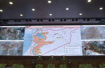 La Russie prête à déployer ses troupes dans les «zones de désescalade» en Syrie
