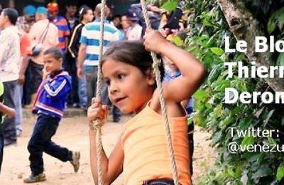 LE  VENEZUELA  AU  COEUR DE L'AMÉRIQUE  :  APPEL A  LA  SOLIDARITE  INTERNATIONALE AVANT L'ASSEMBLÉE CONSTITUANTE