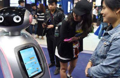 Chine : face à la révolution robotique, relais de croissance contre le vieillissement