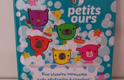 5 petits ours - Editions Kimane