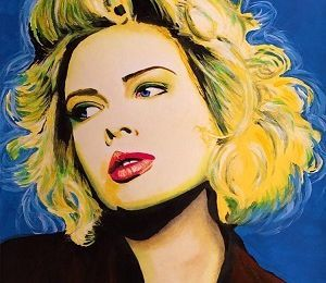 """Kim Wilde par Paul Harris"""