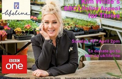 """Lifeline BBC One avec Kim Wilde"""