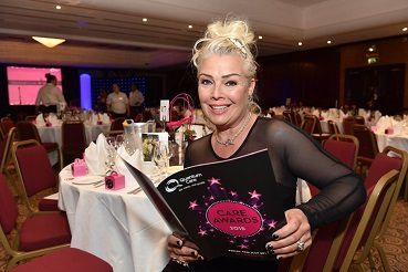 Kim Wilde invitée des Quantum Care Awards 2015