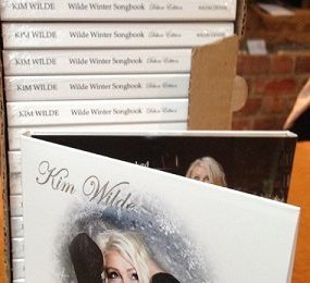 Wilde Winter Songbook CD+DVD Deluxe Edition J-1 !