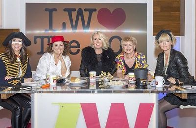 Kim Wilde invitée de Loose Women sur ITV1 et sur BBC Radio London