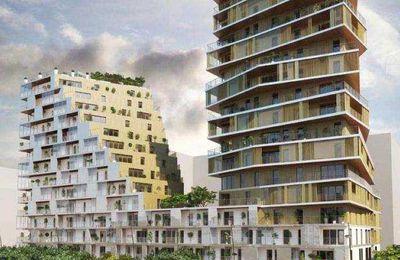 De l'architecture moderne à Paris (Fle A2)