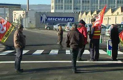 """MICHELIN (Clermont-Ferrand) : la CGT ne cautionnera pas les """"restructurations"""""""
