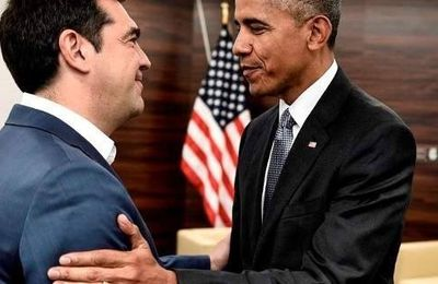 Tsipras et Obama matraquent le peuple