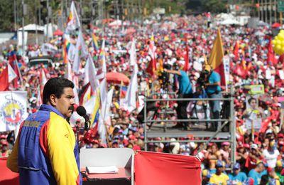 VENEZUELA : l'opposition veut-elle un remake du coup d'Etat contre Allende au Chili ?