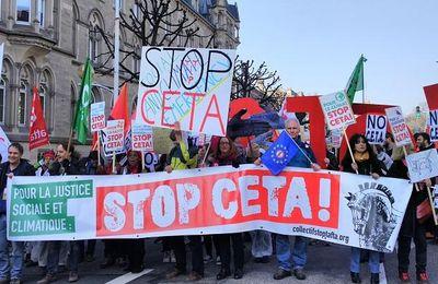 CETA : après le vote du Parlement européen, faisons échec à la ratification par le PARLEMENT FRANÇAIS