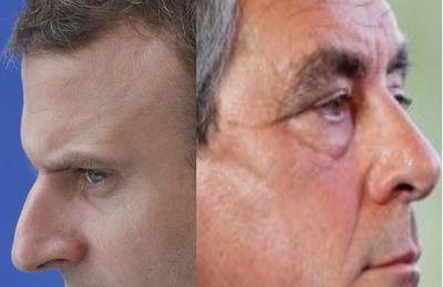 Le RÊVE des milieux d'affaires et des dirigeants européens : un président qui ressemble à MACRON avec le programme de FILLON