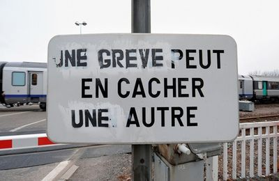 Vague de grèves en France