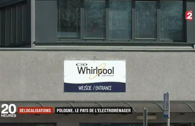 Whirlpool, Goodyear, les salariés disent non à l'UE
