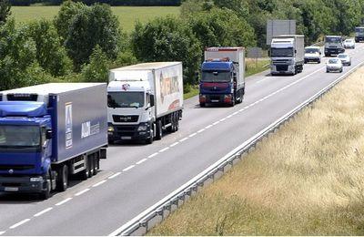 Le projet explosif de la commission européenne sur le temps de travail des routiers