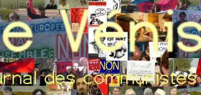 Rhône : Les COMMUNISTES de Vénissieux soutiennent (enfin !) MÉLENCHON
