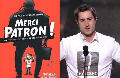 PRÉSIDENTIELLE - SECOND TOUR : François Ruffin, réalisateur de « Merci patron », votera Macron