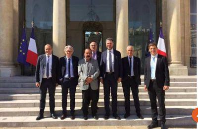 Qu'est-ce-que la CGT va faire à l'Elysée avec Laurent Berger et la CES ?