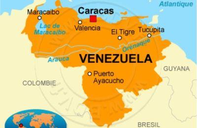 Le VENEZUELA n'exclut aucun scénario US, militaire compris