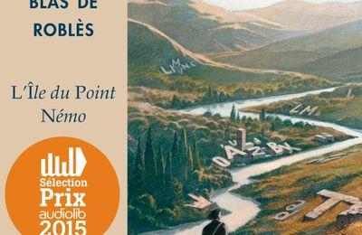 L'île du point Némo - Jean-Marie de Roblès (audio)