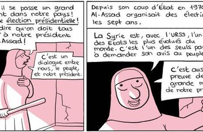 L'arabe du futur 2 - Riad Sattouf (BD)