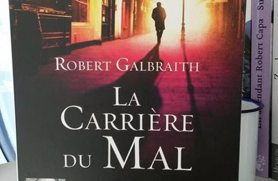 La Carrière du mal - Robert Galbraith (Audio)