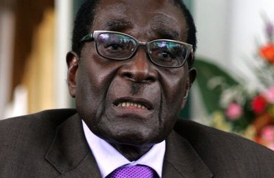 MUGABE : SASSOU NGUESSO EST LE PREMIER COMPLICE DE LA FRANCE AU CONGO