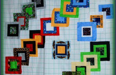 Un challenge patchwork pour la nuit des petites mains !